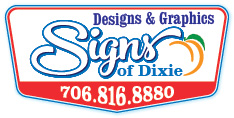 Signs of Dixie Designs & Graphics Lake Oconee